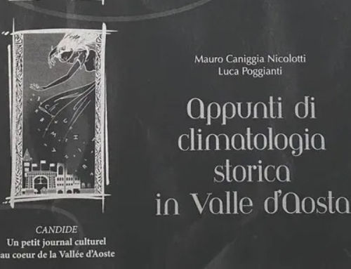 Clima e storia della Valle d'Aosta