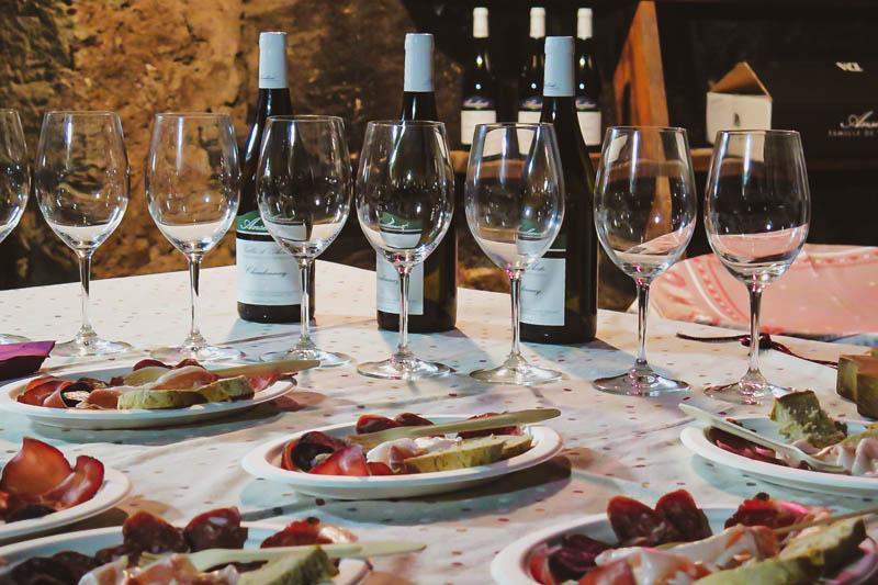 Visita guidata con degustazione - Alp in Attività in Valle D'Aosta