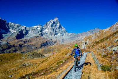 Valle D'Aosta in E-bike - Alp In