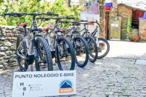Valle D'Aosta in E-bike - Alp In