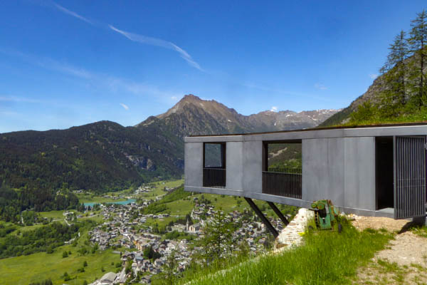 Miniera D'Oro Chamousira Brusson - Alp In
