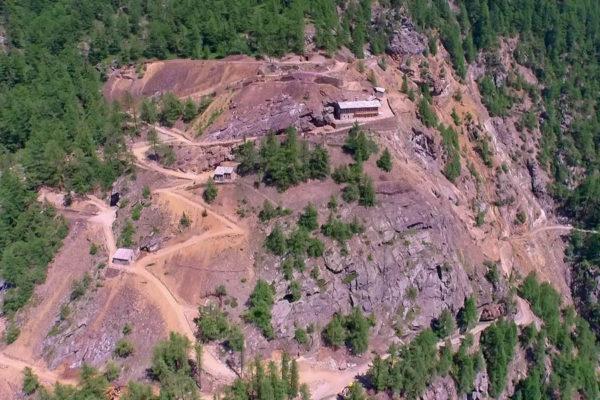 Miniere di Saint Marcel - Alp In
