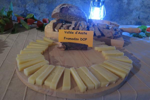 La tavola ai tempi dei Bruil - Alp in Attività in Valle D'Aosta